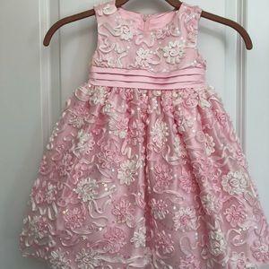 Little Girl's Fancy Dress (NWOT)